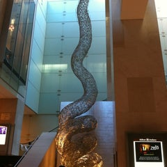 Photo taken at Hilton Sydney by Kolya M. on 7/1/2012