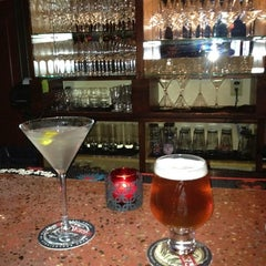 Photo taken at The Grill Room & Bar by Jen F. on 6/4/2012
