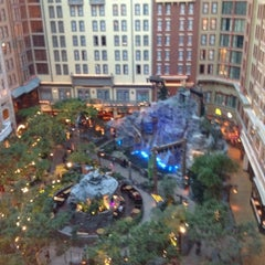 Photo taken at Sam's Town Hotel & Gambling Hall by John P. on 4/9/2012