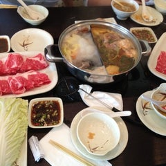 Photo taken at Shabu by Steve on 7/2/2012