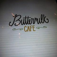 Photo taken at Buttermilk Cafe by John K. on 5/10/2012