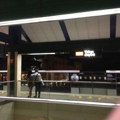 Photo taken at Yishun MRT Station (NS13) by Totsky J. on 2/24/2012