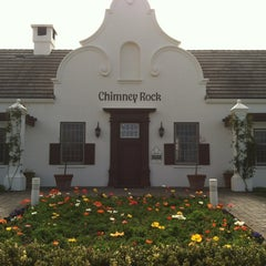 Photo taken at Chimney Rock Winery by Louisa M. on 3/10/2012