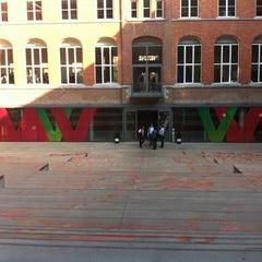 Photo taken at Vlerick Business School by Bart V. on 9/10/2012