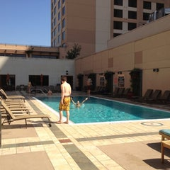 Photo taken at Hilton Austin by Lee H. on 3/12/2012