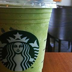 Photo taken at Starbucks by Erica W. on 3/28/2012