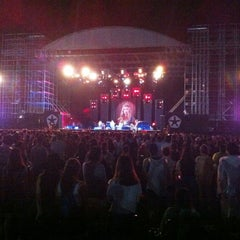 Photo taken at 2012 인천 펜타포트 락 페스티벌 (2012 Incheon Pentaport Rock Festival) by 캠핑노트 일. on 8/12/2012
