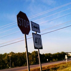 Photo taken at Brick mill Rd Highway 336 by Josh C. on 4/28/2012