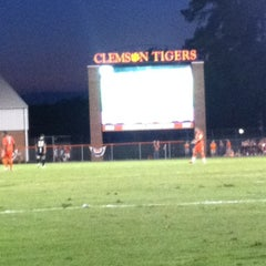 Photo taken at Historic Riggs Field by Joey J. on 9/8/2012