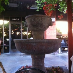 Photo taken at Cafe Med by Matt W. on 6/27/2012