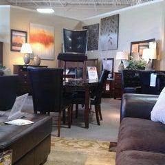 Photo taken at Ashley Furniture HomeStore by Jill M. on 3/31/2012