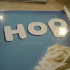 Photo taken at IHOP by Neek W. on 3/15/2012