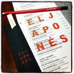 Photo taken at El Japonés Tragaluz by Graciela L. on 2/21/2012