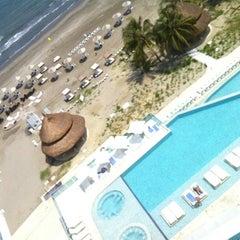 Photo taken at Hotel Las Américas Resort by Carolina S. on 5/5/2012