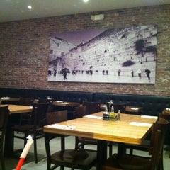 Photo taken at Nana Cafe by Sandeep on 3/25/2012