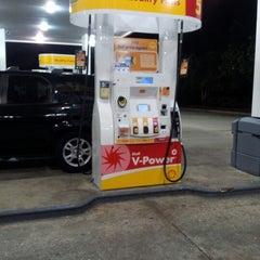 Photo taken at Shell by Prakash P. on 7/2/2012