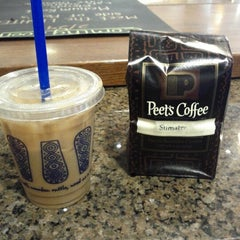 Photo taken at Peet's Coffee & Tea by Brian D. on 9/6/2012