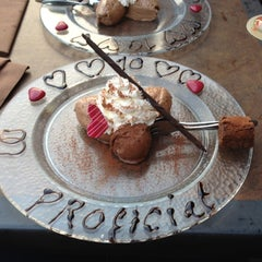 Photo taken at Restaurant Conincx by Marina v. on 7/12/2012