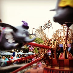 Photo taken at Fantasyland by Eric C. on 6/3/2012