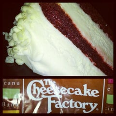 Photo taken at The Cheesecake Factory by William B. on 7/24/2012