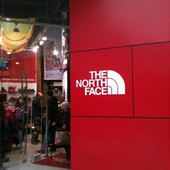 Photo taken at The North Face by Chris G. on 7/2/2012