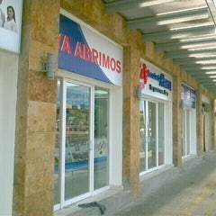 Photo taken at Farmacias del Ahorro by Jonathan A. on 4/6/2012