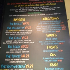 Photo taken at BGR - The Burger Joint by mikah s. on 4/14/2012