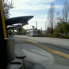 Photo taken at Metro Orange Line Station - Woodley by Gypsy B. on 3/23/2012