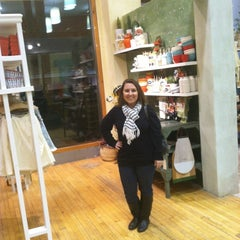 Photo taken at Anthropologie by Cory G. on 3/2/2012