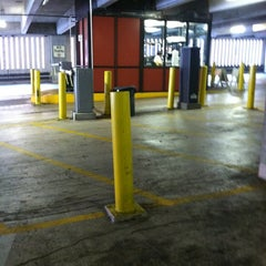 Photo taken at Market Street Parking Garage by Melissa K. on 7/7/2012