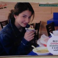 Photo taken at Pita Fresh Diner by Barry B. on 2/24/2012