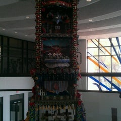 Photo taken at El Paso Museum of Art by Christina H. on 8/17/2012