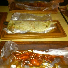 Photo taken at Burritos México by Daniel M. on 7/28/2012