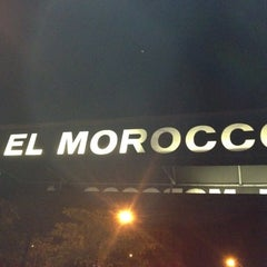 Photo taken at El Morocco by Danny C. on 7/1/2012