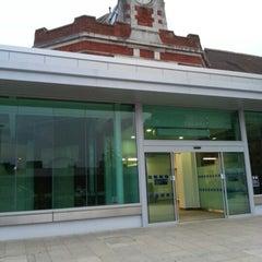 Photo taken at Basingstoke Railway Station (BSK) by Jason G. on 7/27/2012