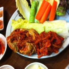 Photo taken at 진진바라 by HUIJIN K. on 3/17/2012