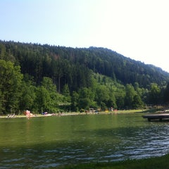 Photo taken at Bad Weihermühle by Philipp S. on 6/18/2012