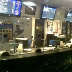 Photo taken at Cinesa Diagonal Mar by Luis F. on 8/24/2012