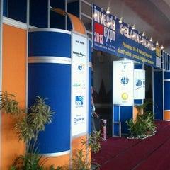 Photo taken at Jogja Expo Center (JEC) by Affix Endy A. on 6/21/2012