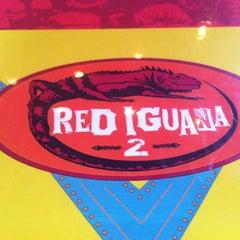 Photo taken at Red Iguana 2 by Jason G. on 4/9/2012