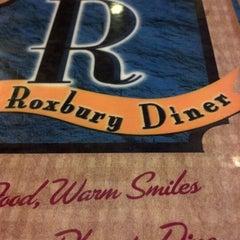 Photo taken at Roxbury Diner by Angela B. on 9/3/2012