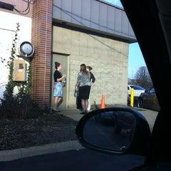 Photo taken at TCU Drive Thru by Jes M. on 2/3/2012