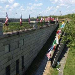 Photo taken at Fort Independence by Eric A. on 6/23/2012