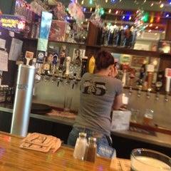Photo taken at Lucky Baldwins Delirium Pub Cafe by Tony on 7/19/2012