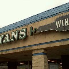 Photo taken at Ryan's Wine and Spirits by Debi B. on 8/12/2012