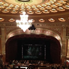 Photo taken at Benedum Center for the Performing Arts by Michelle on 9/6/2012