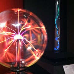Photo taken at MIT Museum (Building N52) by studiomimi on 4/13/2012