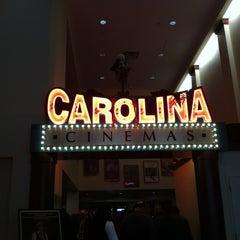 Photo taken at Carolina Theatre Of Durham by Marisa M. on 2/18/2012