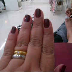 Photo taken at Monet Beauty Parlor by naphat k. on 4/23/2012