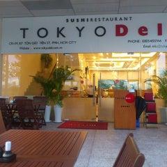 Photo taken at Tokyo Deli by Uyen N. on 5/8/2012